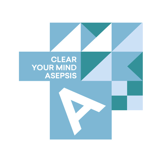 CLEAR YOUR MIND ASEPSIS