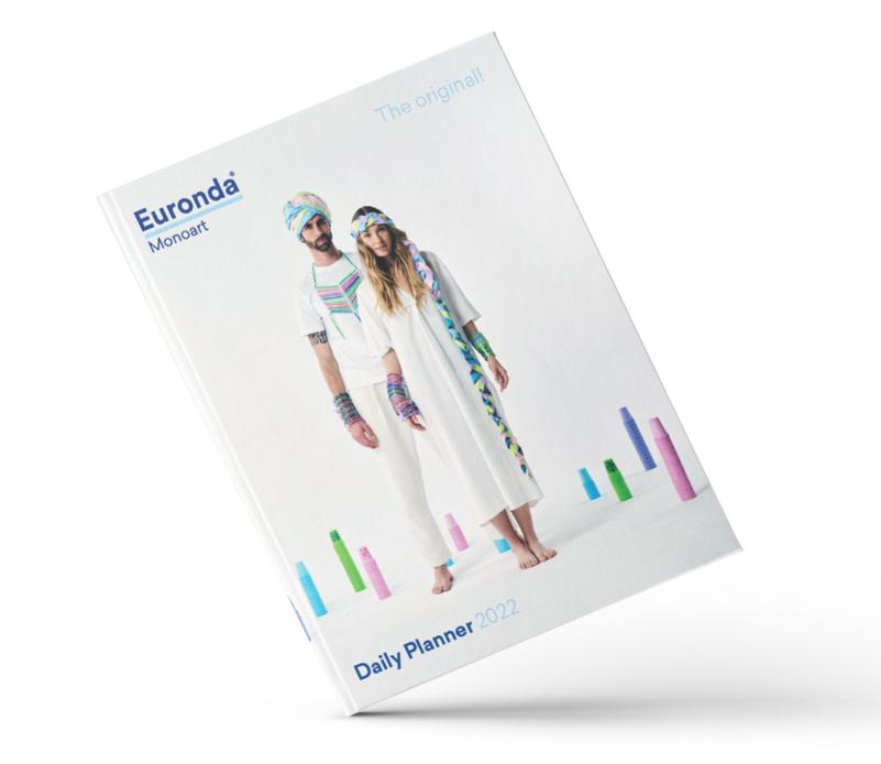 copertina agenda Euronda 2022